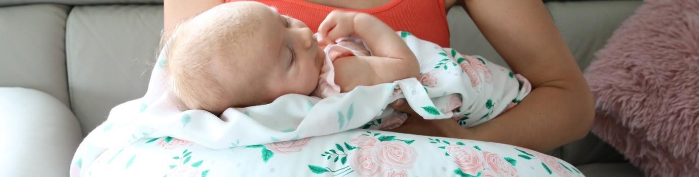 Maitinimo pagalvės